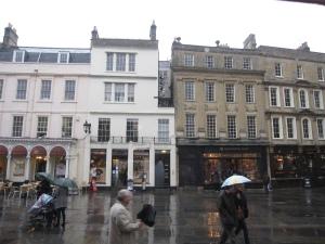 Rainy Bath