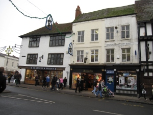 Building in Stratford-upon-Avon